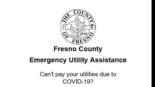 Emergency Utility Assistance Program English Flyer
